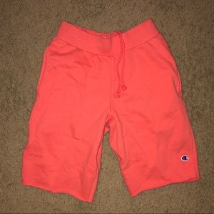 Champion reverse weave cutoff men's shorts
